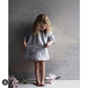 18de200af1 Mabo Kids Dresses - Mabo Kids Linen Dress Size 2 3